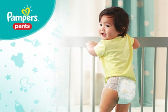 Buy Pampers Diapers