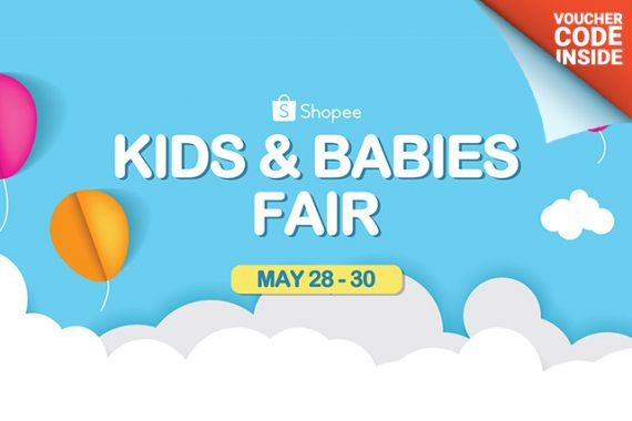 Shopee Kids and Baby Fair 2019