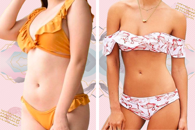 best type of swimwear for your body shape