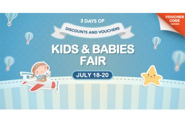 kids and babies fair july 2019