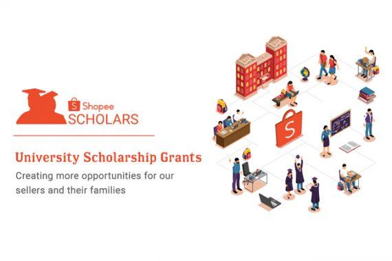 shopee scholarship grant