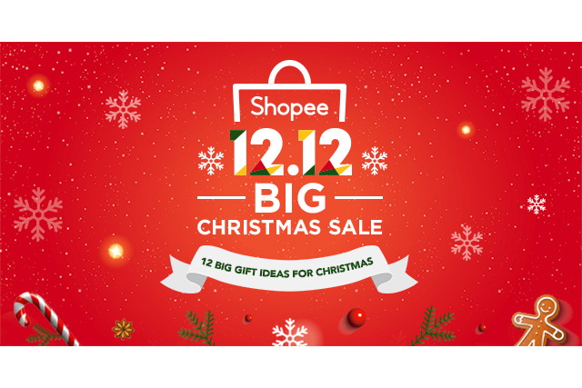 12.12 Big Christmas Sale