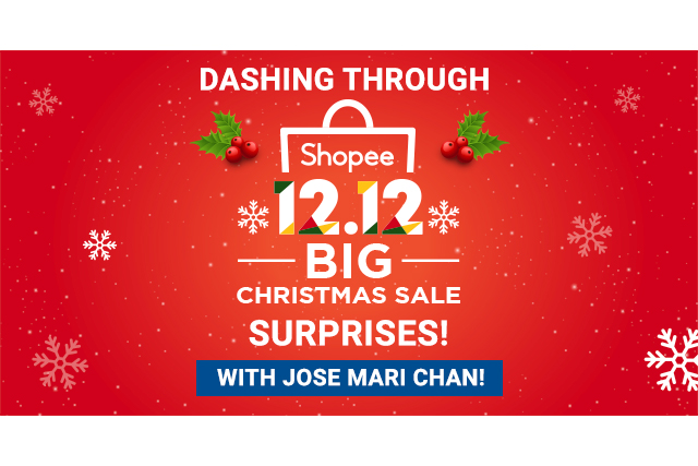 12.12 Big Christmas Sale Blog Header