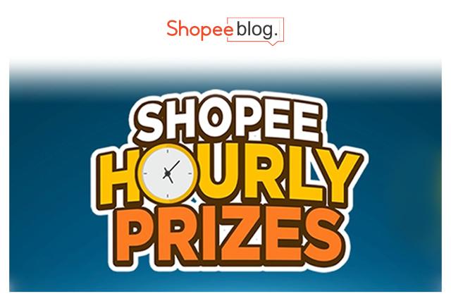 shopee hourly prizes