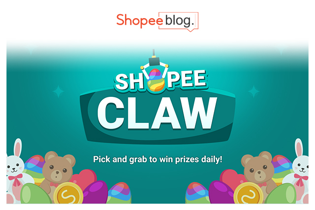 shopee claw