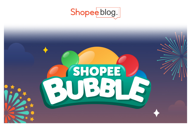 shopee game tips bubble