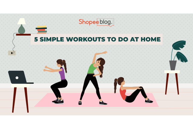 simple workouts at home