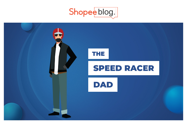 speed racer dad