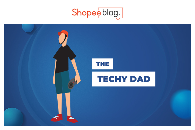 techy dad