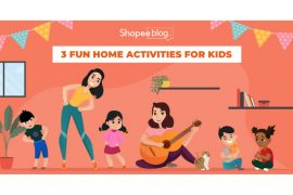 fun home activities with kids