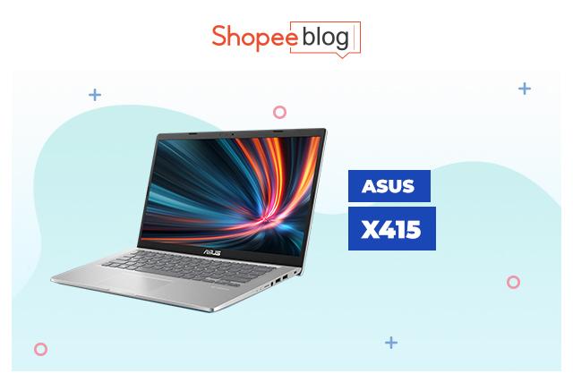 ASUS X14 laptop