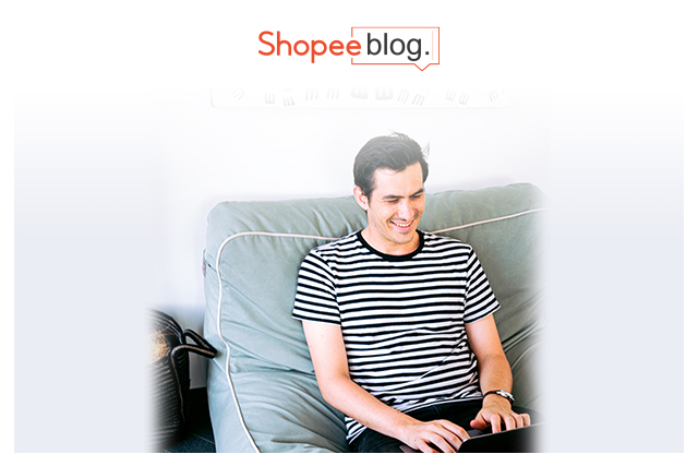 Shopee 8.8 work from home outfit