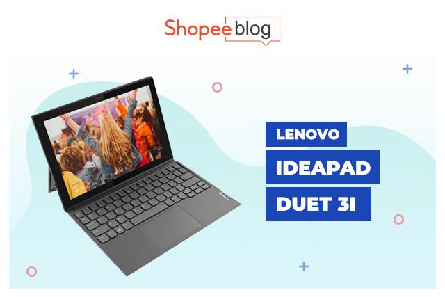 Lenovo Ideapad Duet 3i laptop