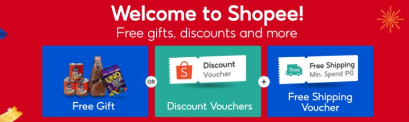 shopee new user voucher