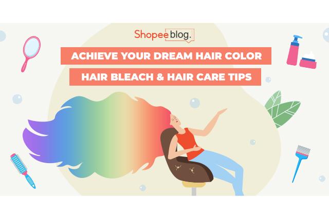 hair bleach