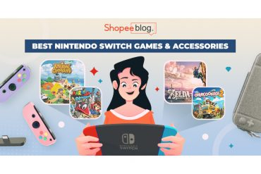 switch games and accessories
