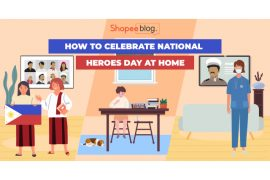 National Heroes Day at home
