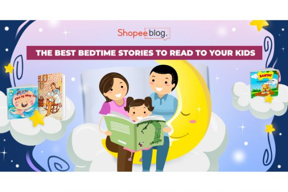 bedtime stories to read to your kids