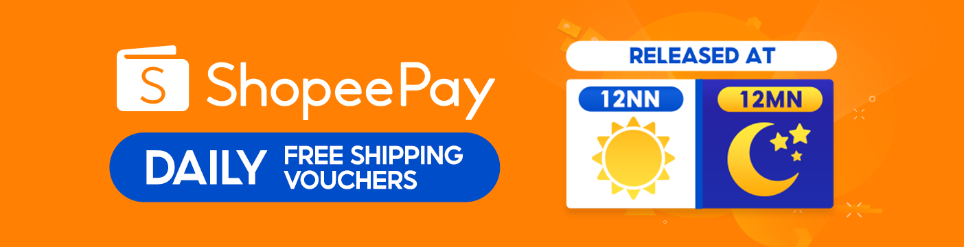 shopeepay free shipping voucher