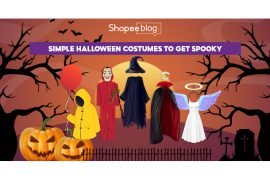 Simple Halloween Costumes to Get Spooky