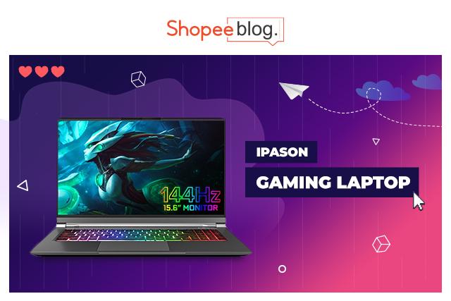 ipason gaming laptop