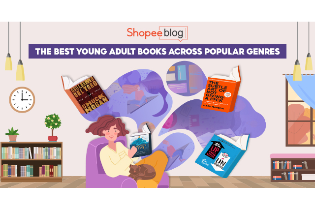 best young adult books across the most popular genres