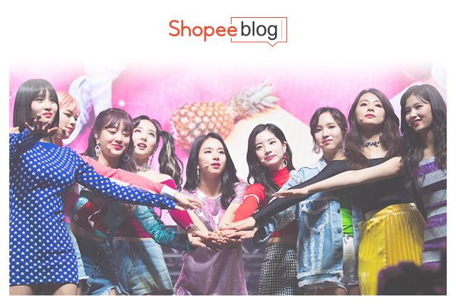 popular k-pop groups - twice