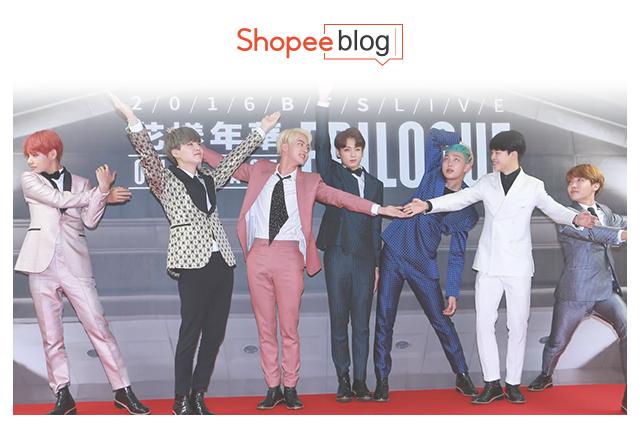 popular k-pop groups - BTS