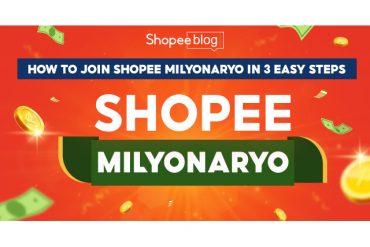 how to join shopee milyonaryo