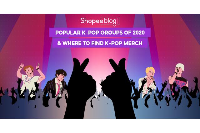 popular k-pop groups