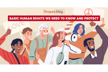 Basic Human Rights Banner