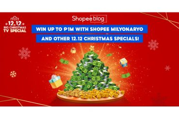 How to Join Shopee Milyonaryo Banner