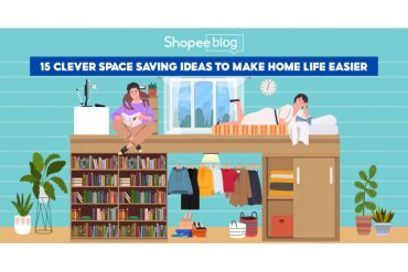 Space Saving Ideas Banner