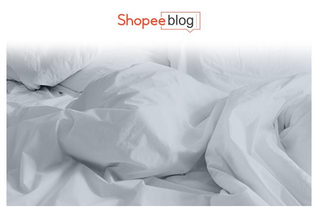 how to sleep well with blanket