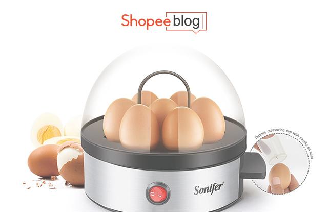 tiktok trends egg boiler