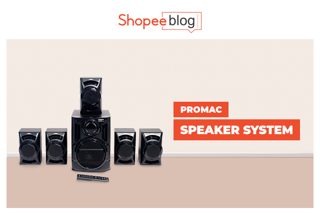 surround sound promac