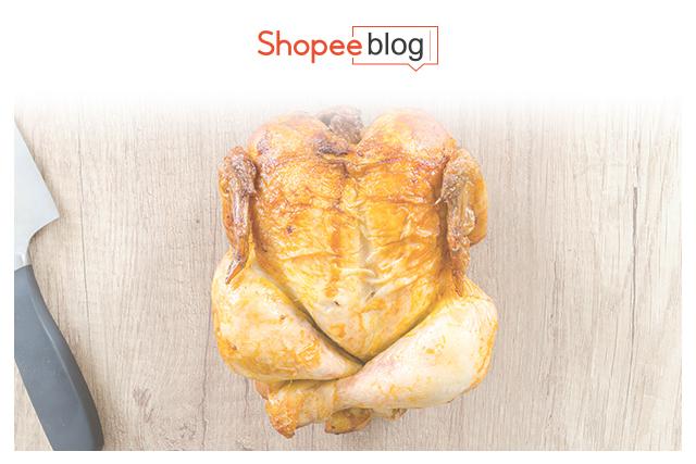oven toaster roasted chicken