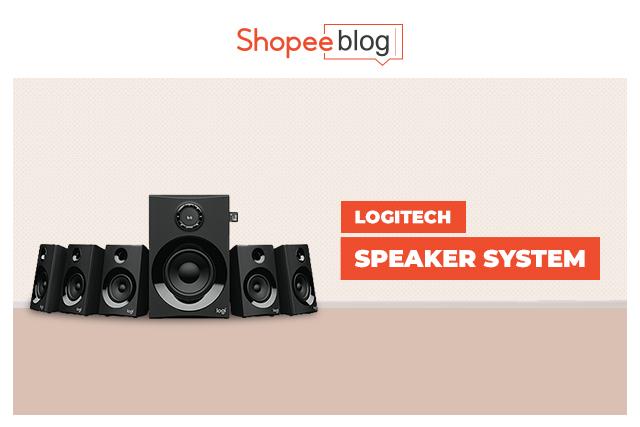 surround sound logitech