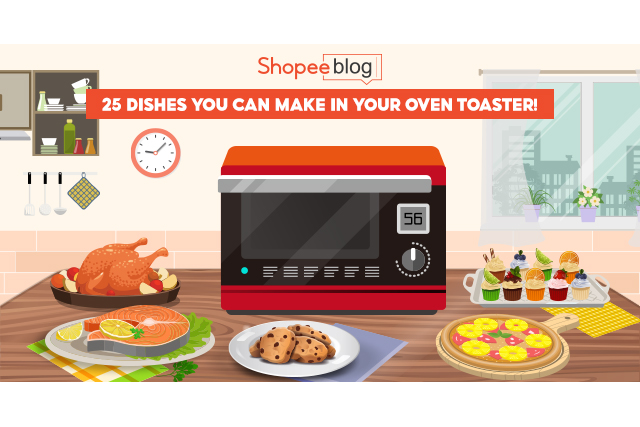 oven toaster recipes