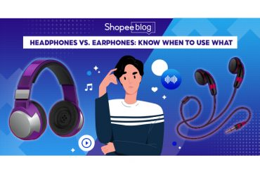 headphones vs earphones