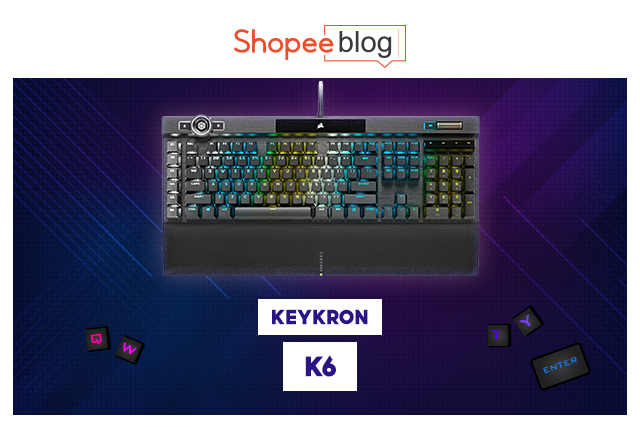 best gaming keyboard keychron
