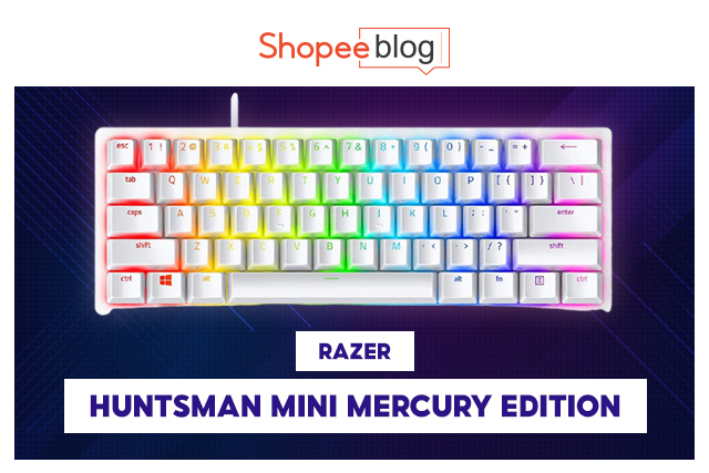 best gaming keyboards razer huntsman