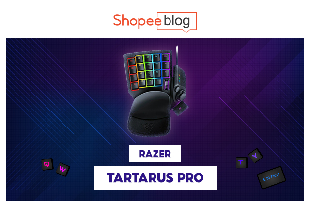 best gaming keyboards razer tartarus