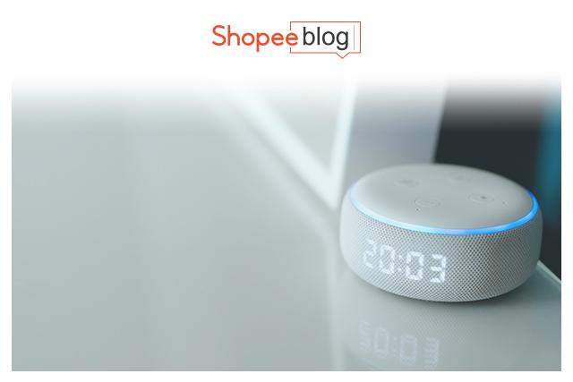 smart home devices - smart speaker
