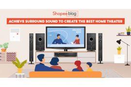 surround sound at home