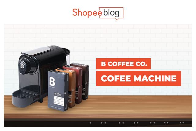 b coffee co. freshman coffee machine