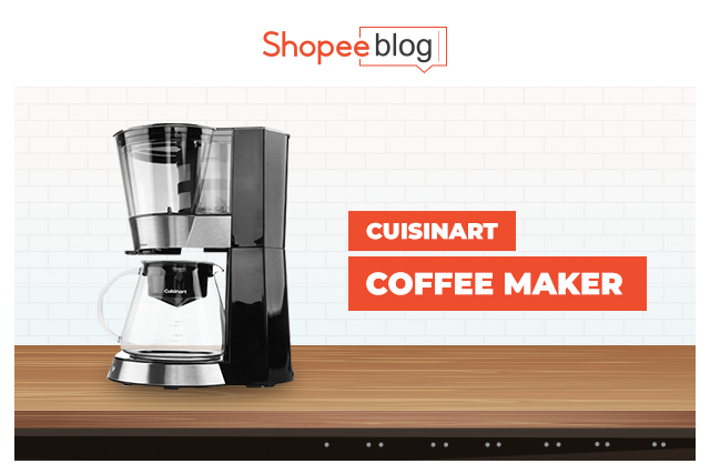 cuisinart dcb-10 automatic cold brew coffee maker