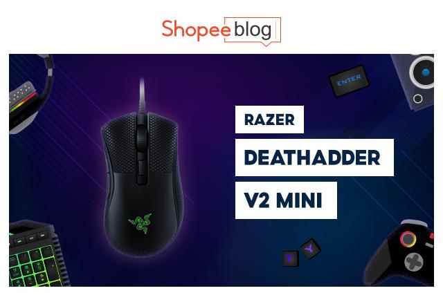 best gaming mouse - razer deathadder v2 mini