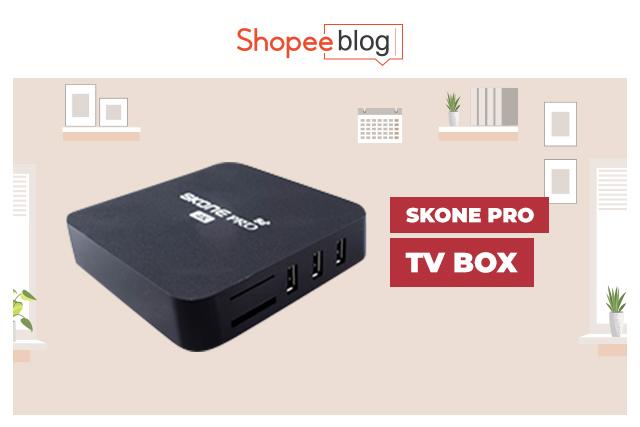 skone android tv box
