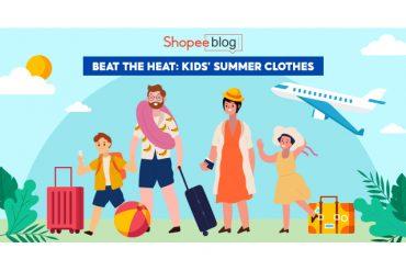 kids' summer clothes